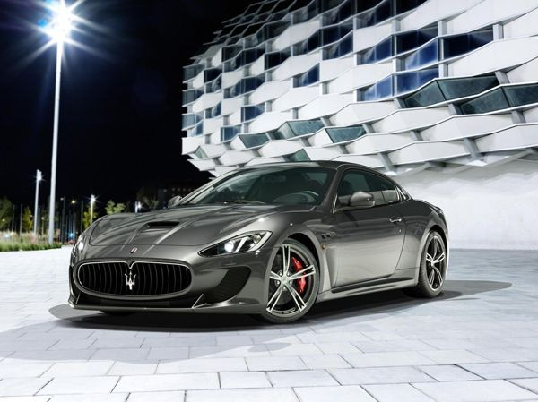 2013 Maserati GranTurismo MC Stradale รถสปอร์ตคูเป้อิตาเลียนเวอร์ชั่นล่าสุด