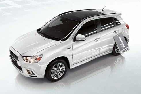 มาเลเซียปรับโฉม Mitsubishi ASX Euro ผลิตจำนวนจำกัดเพียง 200 คัน