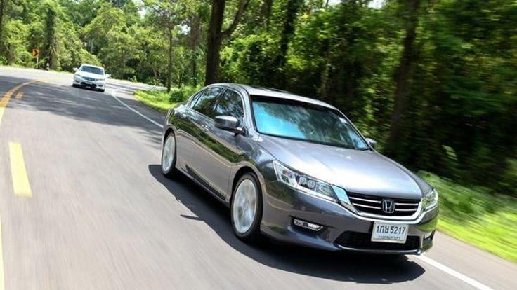 [VDO] ขับทดสอบ All New Honda Accord ลองขุมพลังใหม่ Earth Dreams พร้อมฟังชั่นไฮเทคอีกเพียบ