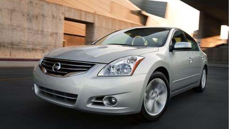 Nissan เตรียมเปิดตัวระบบไฮบริดผ่าน Altima พร้อมแนะนำ XTRONIC CVT รุ่นใหม่