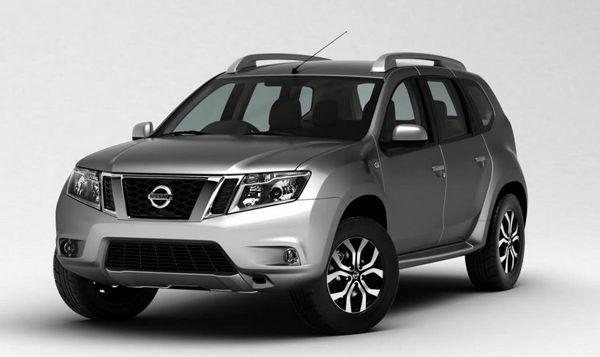 2013 Nissan Terrano เปิดตัวอย่างเป็นทางการในประเทศอินเดีย