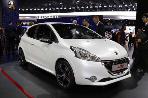 เผยโฉมแล้ว Peugeot 208 GTi แฮทช์แบ็กเล็กพริกขี้หนูจากเมืองน้ำหอม