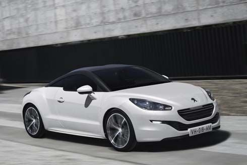 Peugeot เผยโฉม RCZ รุ่นไมเนอร์เชนจ์ และ RCZ R เวอร์ชั่นสปอร์ตต้นแบบ