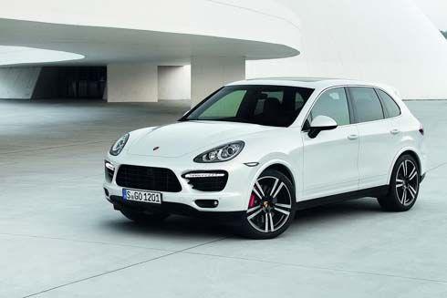 เปิดภาพและราคา 2013 Porsche Cayenne Turbo S รุ่นท็อปไลน์เวอร์ชั่นล่าสุด