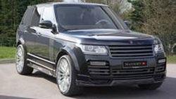 2013 Range Rover แต่งภายนอกบึกบึน ภายในเนียนตา สไตล์ Mansory