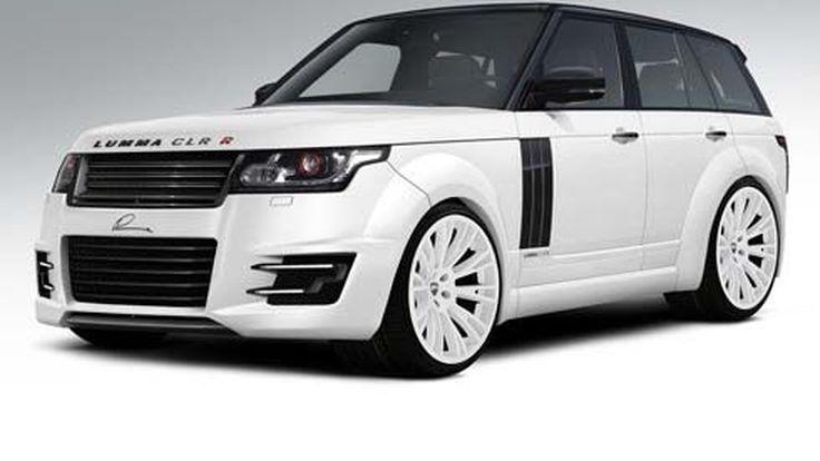 2013 Range Rover โมดิฟายด์เรียบหรู ดูดีมีฐานะ โดย Lumma Design