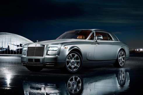 Rolls Royce เปิดตัว Phantom Coupe Aviator Collection เพียง 35 คัน