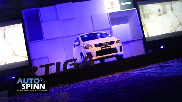 VDO งานเปิดตัว All New Suzuki Ertiga รถ Mini MPV 7 ที่นั่ง สไตล์ครอบครัวน้องใหม่จากซูซูกิ