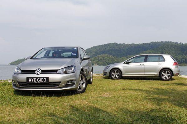 รีวิวทดสอบขับ 2013 Volkswagen Golf 1.4 TSI รถคอมแพกต์แฮทช์แบ็กที่ดีที่สุดในโลก?