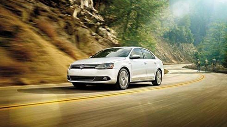 เปิดตัว Volkswagen Jetta Hybrid รุ่นปี 2013 คอมแพคท์คาร์ไฮบริดที่เร็วที่สุดในโลก!
