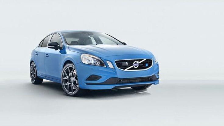 Volvo เผยโฉม S60 Polestar 2013 สปอร์ตซีดานสมรรถนะสูง อัดแน่นแรงม้า 350 ตัว