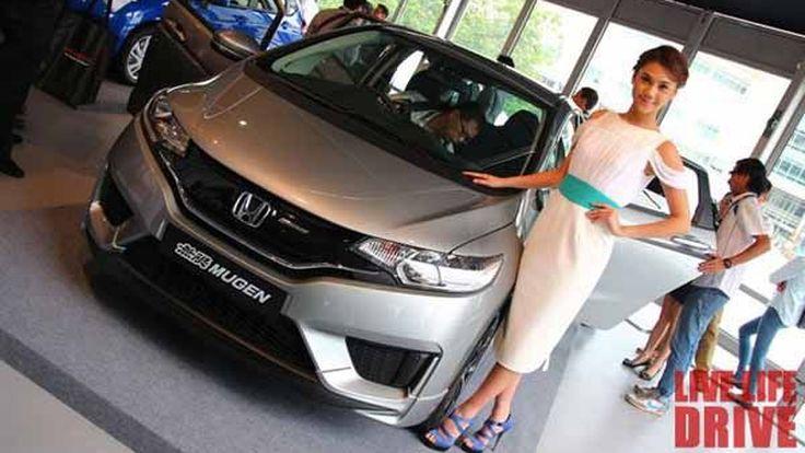 ชมสเปกเพื่อนบ้าน All-New Honda Jazz เปิดตัวพร้อมชุดแต่ง Mugen ในมาเลเซีย