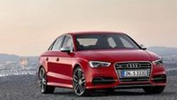 เปิดตัวแล้ว 2014 Audi A3 / S3 ลุยตลาดรถคอมแพกต์ซีดาน