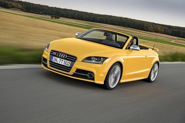 2014 Audi TTS Competition เวอร์ชั่นพิเศษ ผลิตจำนวนจำกัดเพียง 500 คัน