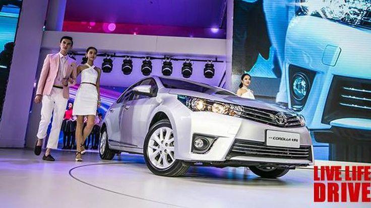"""เปิดกลยุทธ์ Toyota ทำไมถึงขาย """"Corolla"""" สองโมเดลในประเทศจีน"""