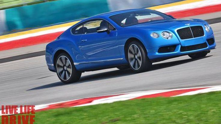 รีวิวแบบกระชับ 2014 Bentley Continental GT V8 S ครบเครื่องหรูหราและทรงพลัง