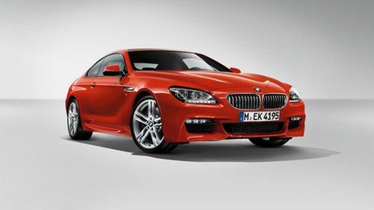 "BMW 6-Series ""M Sport Edition"" เติมอีกระดับความสปอร์ต"