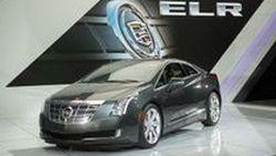 Cadillac ELR 2014 รถคูเป้พลังงานไฟฟ้าขยายระยะทางขับเคลื่อน ขายจริงปีหน้า