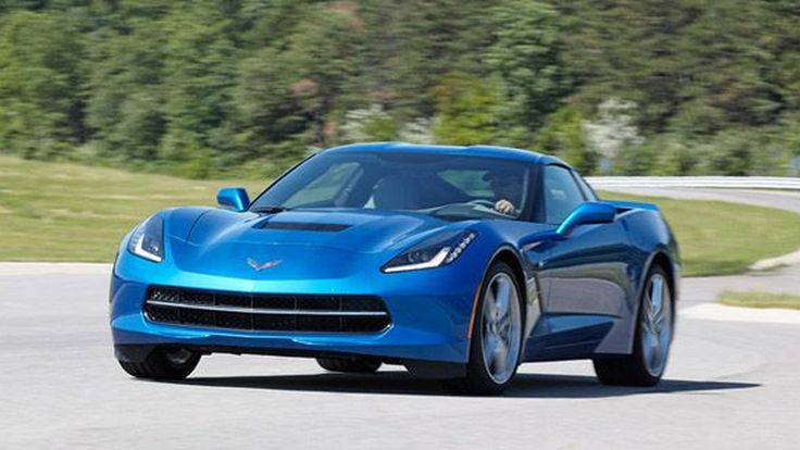 GM คุยโว 2014 Chevrolet Corvette Stingray กินน้ำมัน 12.3 กม./ลิตร ดีที่สุดในคลาส