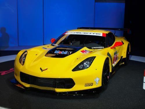 2014 Chevrolet Corvette C7.R ตัวแข่ง  เครื่อง 5.5 ลิตร แรงน้อยกว่า Z06 ถึง 140 แรงม้า