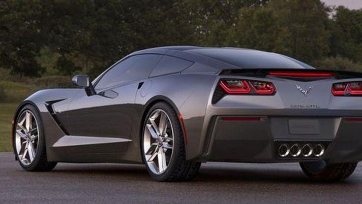 Chevrolet คอนเฟิร์มมัสเซิลคาร์ 2014 Corvette Stingray มีแรงม้า 455 ตัว