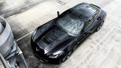 2014 Chevrolet Corvette Stingray แต่งเพิ่มความเท่โดย Vossen Wheel