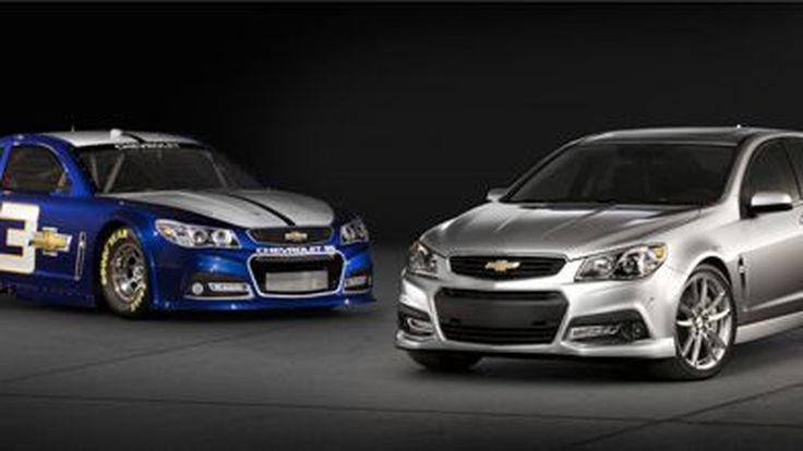 เปิดตัว 2014 Chevrolet SS มิดไซส์ซีดานสมรรถนะสูง ขับเคลื่อนล้อหลังรุ่นใหม่ล่าสุด
