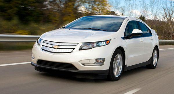 GM หั่นราคา 2014 Chevrolet Volt ลง 5,000 เหรียญฯ หลังตลาดรถไฟฟ้าเริ่มเดือด
