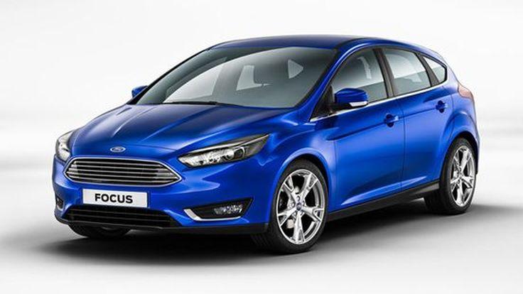 ชมความหล่อ 2014 Ford Focus ไมเนอร์เชนจ์ เตรียมเปิดตัวในยุโรป