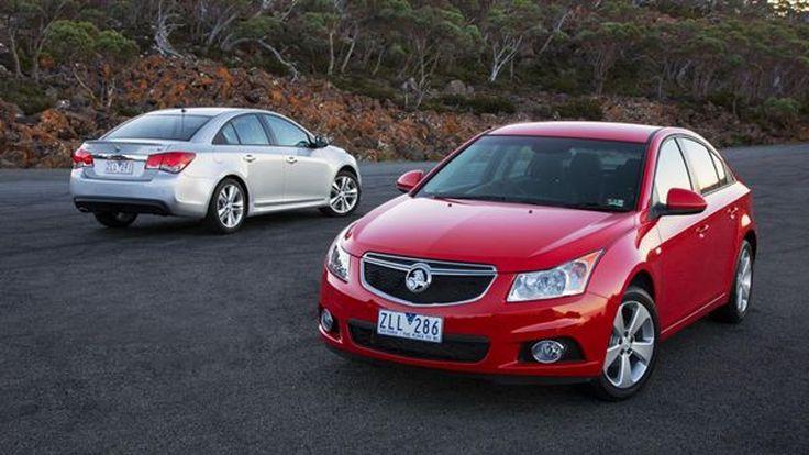 เทียบฟอร์ม 2014 Holden Cruze เวอร์ชั่นออสเตรเลีย มาพร้อมเครื่องยนต์เทอร์โบชาร์จรุ่นใหม่
