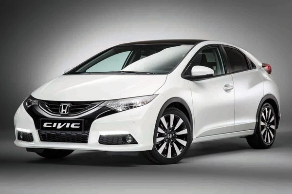 2014 Honda Civic สเปกยุโรป ยกระดับสมรรถนะและดีไซน์แบบเบาๆ