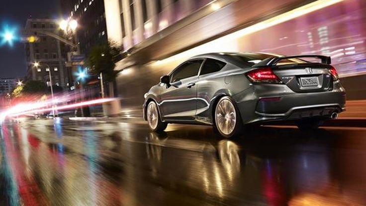 2014 Honda Civic Si Coupe รุ่นไมเนอร์เชนจ์ เตรียมเปิดตัวที่ SEMA Show