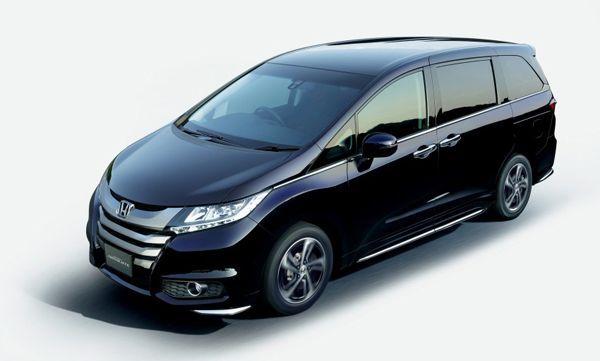 เปิดตัวจริง 2014 Honda Odyssey เจนเนอเรชั่นที่ห้า บุกตลาดแดนปลาดิบ