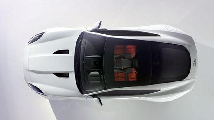 ทีเซอร์ 2014 Jaguar F-Type Coupe รถสปอร์ตสุดพรีเมียม เปิดตัวแน่ 19 พฤศจิกายนนี้