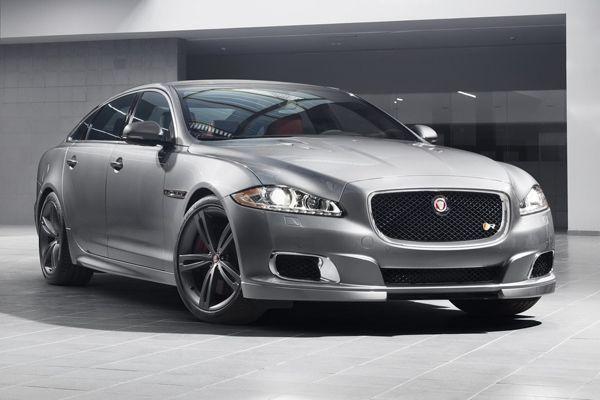 2014 Jaguar XJR ซูเปอร์ซีดานสมรรถนะสูง 550 แรงม้า จ่อโชว์ตัวบนเวทีนิวยอร์ก