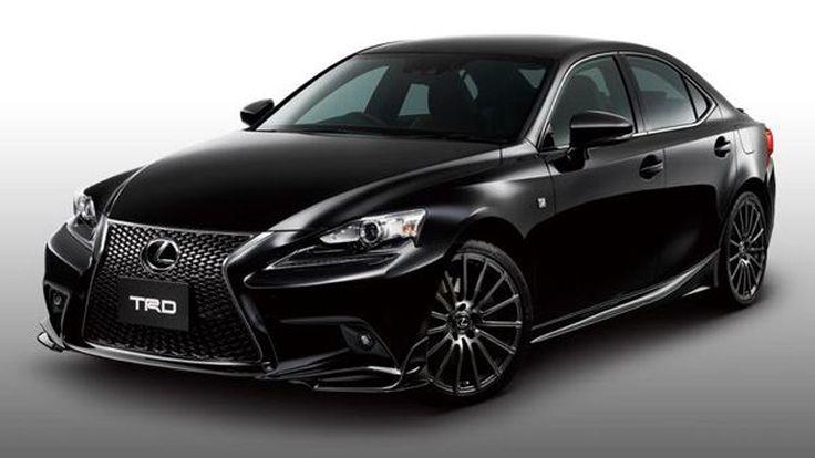 หล่อสุดๆ 2014 Lexus IS F Sport แต่งเฉียบคมฝีมือสำนัก TRD