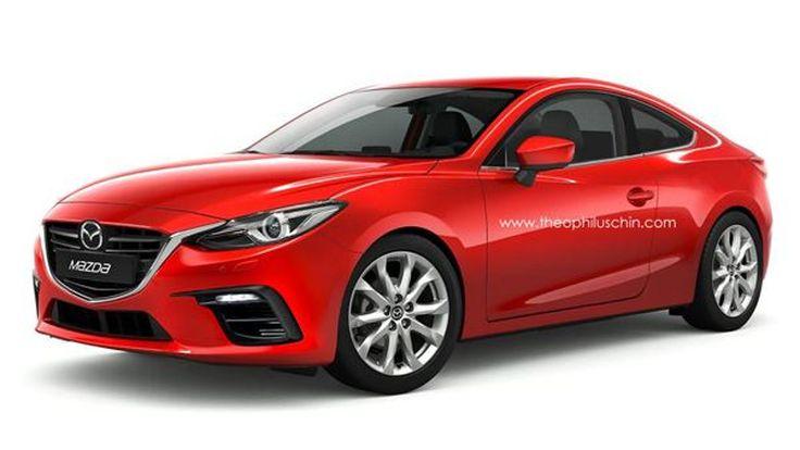 เข้าท่าดี 2014 Mazda3 ถูกตัดต่อเป็นเวอร์ชั่นคูเป้