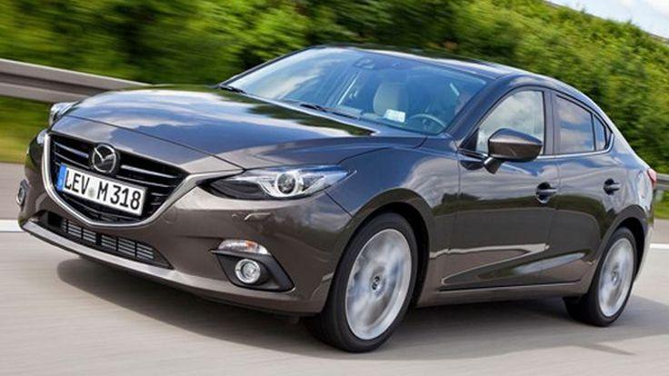 จุใจ! ชมภาพ 2014 Mazda3 พิสูจน์ความงามทุกซอกมุม