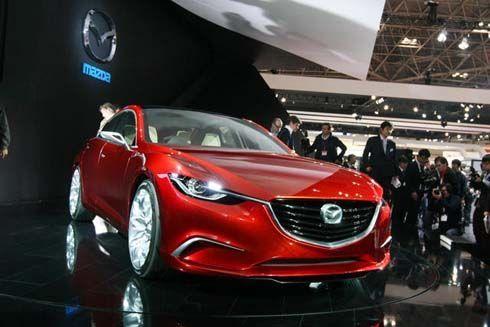 ลือหึ่ง All-New Mazda6 Coupe ออกทำตลาดแน่นอนภายในปี 2014