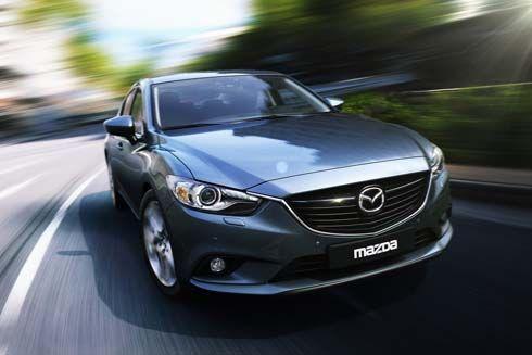 2014 Mazda6 เจนเนอเรชั่นใหม่ ทั้งซีดานและเอสเตท ออกโชว์ตัวพร้อมกันที่ปารีส