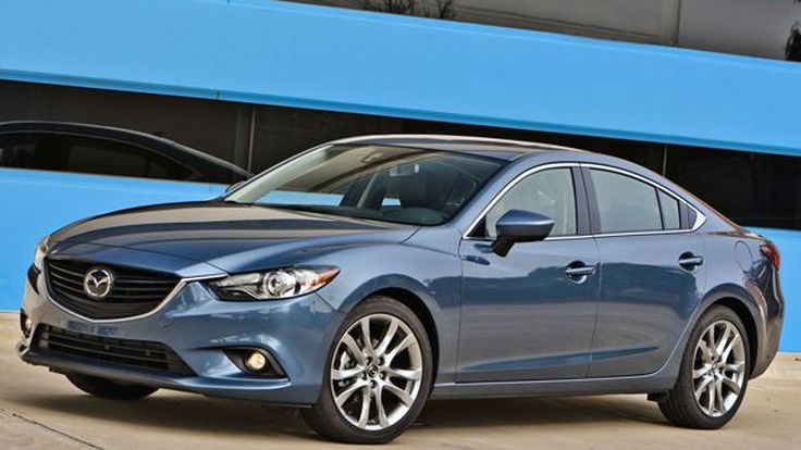 2014 Mazda6 คว้าตำแหน่งรถมิดไซส์ซีดานประหยัดน้ำมันที่สุดในเซกเมนท์ เฉลี่ย 13.6 กม./ลิตร