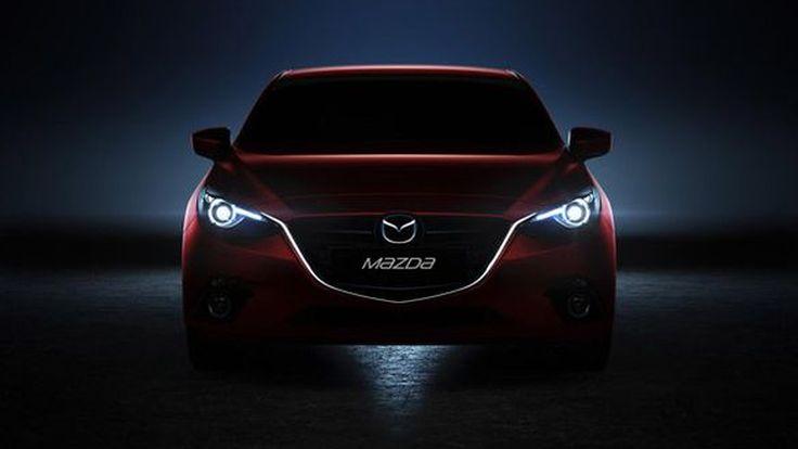 ลือ! 2014 Mazdaspeed3 เวอร์ชั่นแรง 200 แรงม้า เตรียมเผยโฉมเดือนธันวาคม