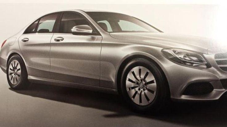 หลุดอีกรอบ 2014 Mercedes-Benz C-Class ก่อนเปิดตัววันจันทร์หน้า