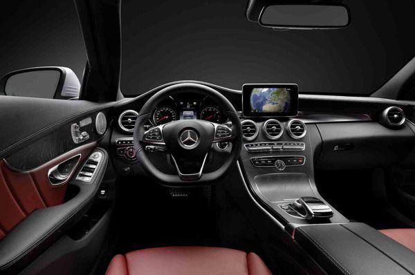 สปอร์ตหรู! ชมภาพห้องโดยสาร 2014 Mercedes-Benz C-Class ก่อนเปิดตัวจริงต้นปีหน้า