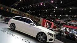 ชมวีดีโอทดสอบขับ 2014 Mercedes-Benz C180 Coupe AMG