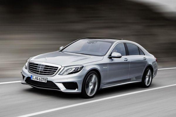 2014 Mercedes-Benz S65 AMG อาจมาพร้อมหัวใจขับเคลื่อนแรงสุด 630 แรงม้า