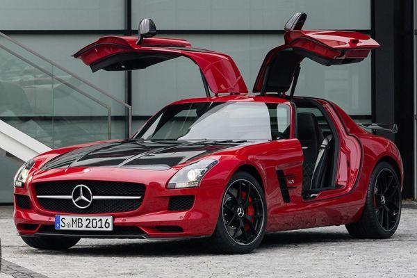 รุ่นสุดท้าย! 2014 Mercedes-Benz SLS AMG GT Final Edition เผยโฉมแล้ว