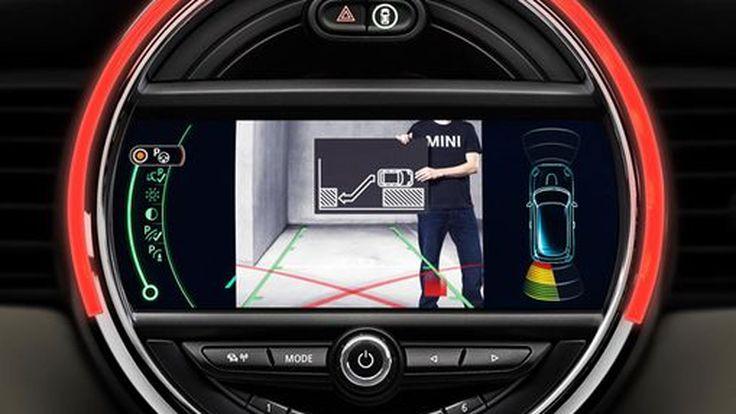 เผย 2014 MINI Cooper มาพร้อมระบบช่วยผู้ขับขี่สุดล้ำเพียบ