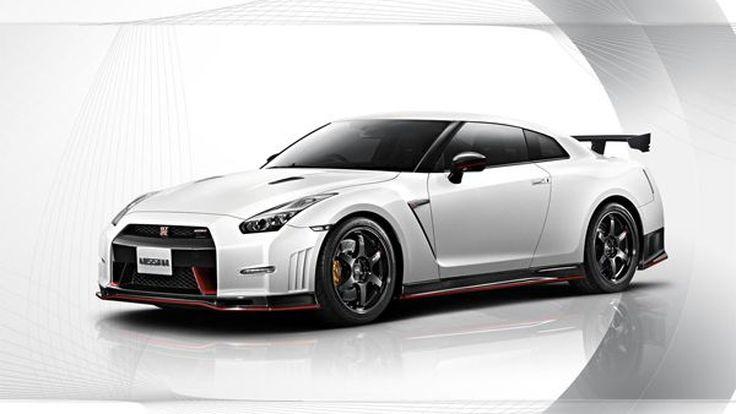 มาตามนัด! 2014 Nissan GT-R Nismo เปิดตัวแล้ว พกแรงม้าระดับ 600 ตัว