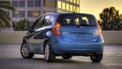 2014 Nissan Versa Note แฮทช์แบ็กสำหรับคนเมือง อวดโฉมแรกที่ดีทรอยท์